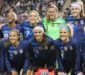 The U.S. Women's Soccer Team Also Plays for Christ
